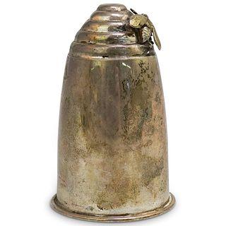 Gorham Sterling Figural Salt Shaker