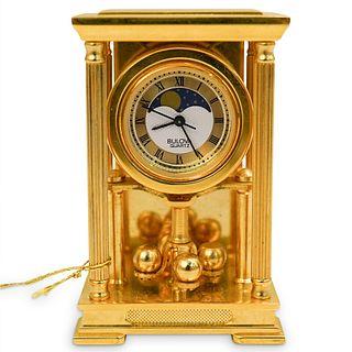 Vintage Bulova Lancelot Miniature Clock