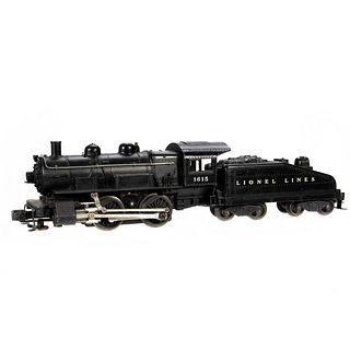 Lionel 1615 0-4-0 Switcher and Tender