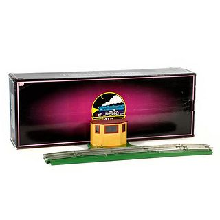 MTH 10-1068 Tinplate Traditions Standard Gauge No 441 Weigh Scale
