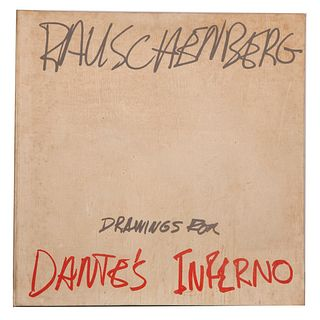 Rauschenberg, Robert, Drawings for Dante's Inferno
