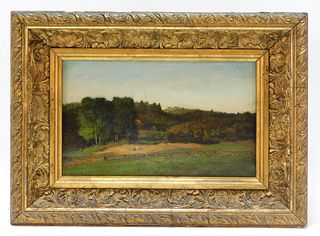 George William Whitaker Landscape Painting