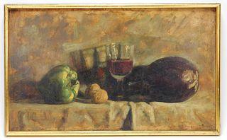 George Weissbort Still Life Painting