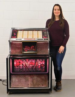 Rock-Ola Model 451 Jukebox