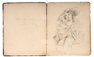Sketchbook of Robert Bruce MacFarlane