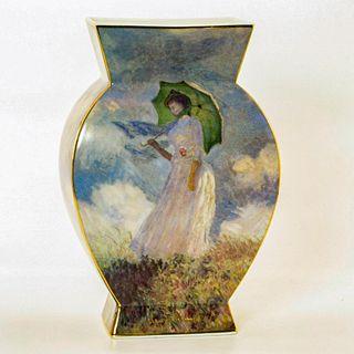 Goebel Artis Orbis Vase, Claude Monet Limited Edition