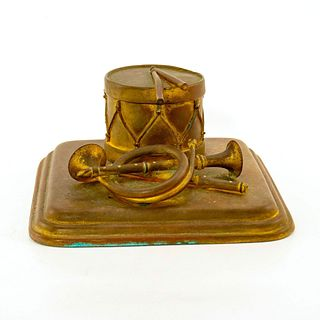 Instrument Paper Weight with Compartment