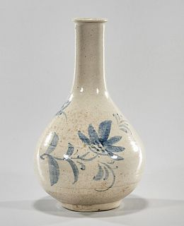 Korean Glazed Ceramic Vase