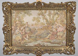 Framed Decorative Tapestry
