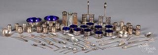 Sterling silver tablewares, 22.6 ozt.