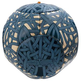 "FRANCISCO TOLEDO, Untitled, Signed, Ball 49 / 100, 8.6"" (22 cm) in diameter"