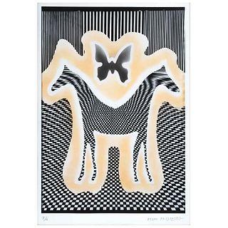"PEDRO FRIEDEBERG, Untitled, Signed, Giclée P /A, 17.3 x 12.2"" (44 x 31 cm)"