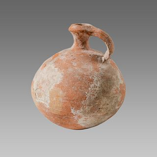 Ancient Bronze Age Terracotta Juglet c.2nd millennium BC.