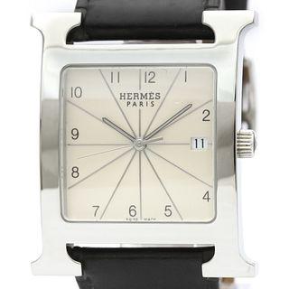 Hermes Heure H Quartz Stainless Steel Men's Dress Watch HH1.810