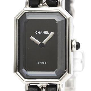 Chanel Premiere Quartz Stainless Steel Dress Watch H0451