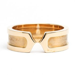 Cartier C2 Pink Gold (18K) Ring
