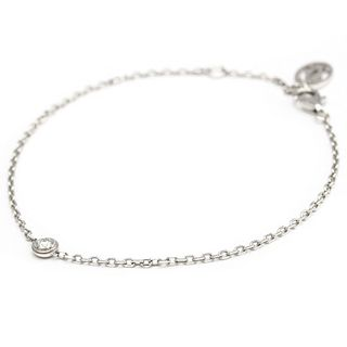 Cartier Diamants Legers De Cartier B6037200 White Gold (18K) Diamond Charm Bracelet Carat/0.09