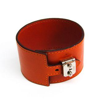Hermes Depeche Box Calf Orange Bracelet