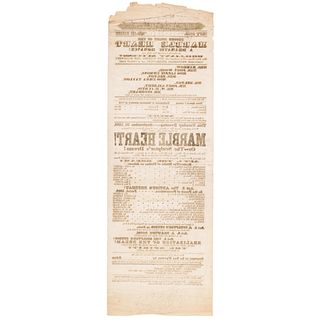 1856 COLORED Persons Discriminated Against in Seating + Entry to BOSTON THEATRE!