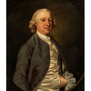 Attributed to John Hesselius (American, 1728-1778)