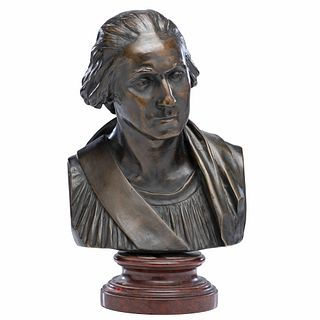After Jean-Antoine Houdon (French, 1741-1828)