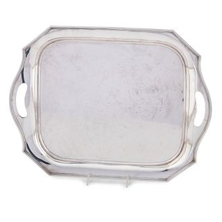A William Nost Co. Sterling Silver Tray, Circa 1920