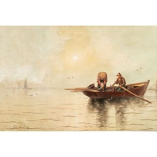George Essig (American, 1838-1926)