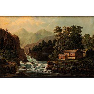 Hudson River School, 19th Century