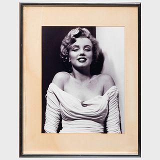 After Phillippe Halsman (1906-1979): Marilyn Monroe
