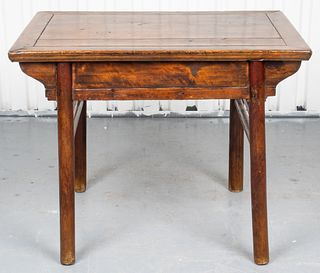 Chinese Carved Hardwood Altar Table / Desk