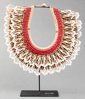 Papua New Guinea Shell Necklace