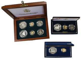 Group of Modern Commemorative Coins