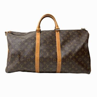 Louis Vuitton Monogram Keepall Travel Bag