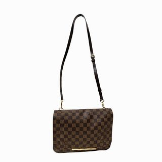 Louis Vuitton Hoxton PM Damier Leather Crossbody