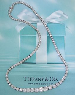Tiffany & Co 15.20ct Riviera Retail $110,000