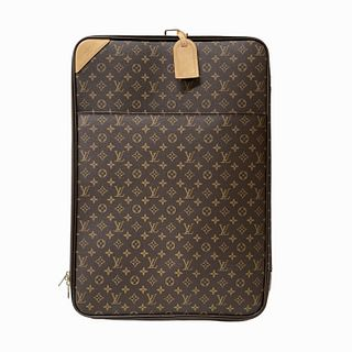 Louis Vuitton Pegase Luggage Monogram Canvas 55
