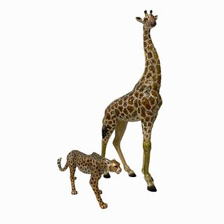 Jay Strongwater Limited Edition Animal Figurines
