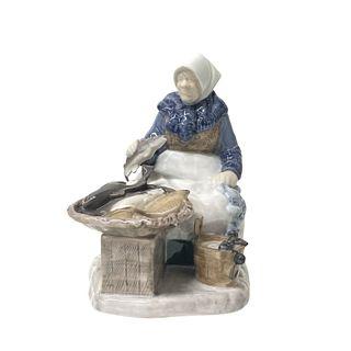 Copenhagen Denmark Porcelain Figure