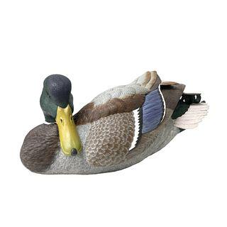 Roger Desjardins Vue Sur La Nature Duck Decoy