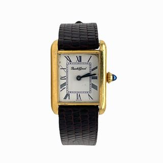 Bucher Girard 18K Watch