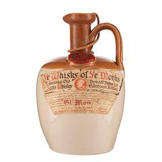 Ye Monks. 12 años. Blended. Scotch whisky. En presentación de 1 lt.