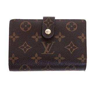 A Louis Vuitton Monogram French Purse Wallet