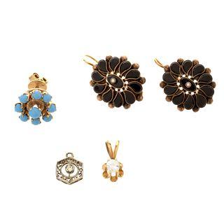 Five Piece Jewelry Lot