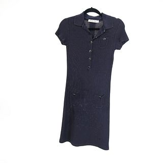 Christian Dior Short Sleeve Dress with Pockets