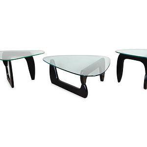 After Isamu Noguchi  Three Tables