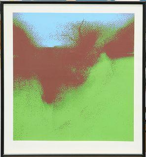 GRAHAM OVENDEN (BRITISH, BORN 1943), BIRNAM WOOD, artist's