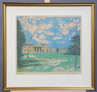JULIAN TREVELYAN (1910-1988), DOWNING COLLEGE, CAMBRIDGE, s