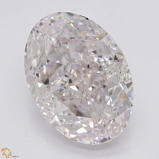 2.40 ct, Natural Very Light Pink Color, VS2, Heart cut Diamond (GIA Graded), Unmounted, Appraised Value: $223,100