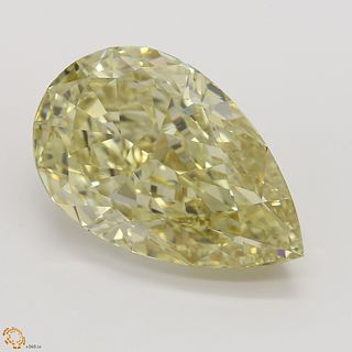 8.03 ct, Natural Fancy Brownish Yellow Even Color, VS1, Oval cut Diamond (GIA Graded), Unmounted, Appraised Value: $207,900
