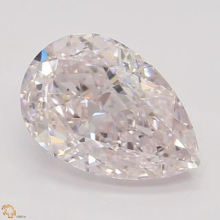 1.20 ct, Natural Light Pink Color, VVS1, TYPE IIA Cushion cut Diamond (GIA Graded), Unmounted, Appraised Value: $137,900